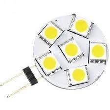 illumi projections 6 pack side pin 1 5 watt 12v jc g4 base
