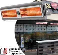 Solaira Patio Heaters by Solaira Alpha Series Electric Radiant Heater