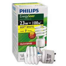 home hardware 23 watt gu24 base soft white compact fluorescent