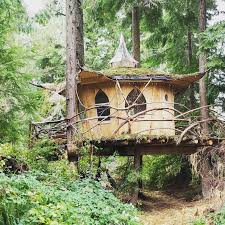 100 Tree Houses With Hot Tubs PotLeaf House Built By SunRay Kelley At Mountain Views BB
