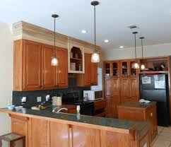 Kitchen Cabinet Soffit Ideas by Extending Kitchen Cabinets To Ceiling Peaceful Design Ideas 22