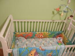 Finding Nemo Baby Bedding by Finding Nemo Lovely Baby Girls Room Picture Ideas 14 Appealing