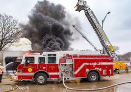100 Pics Of Fire Trucks In Action 2019 16Month Calendar Includes September