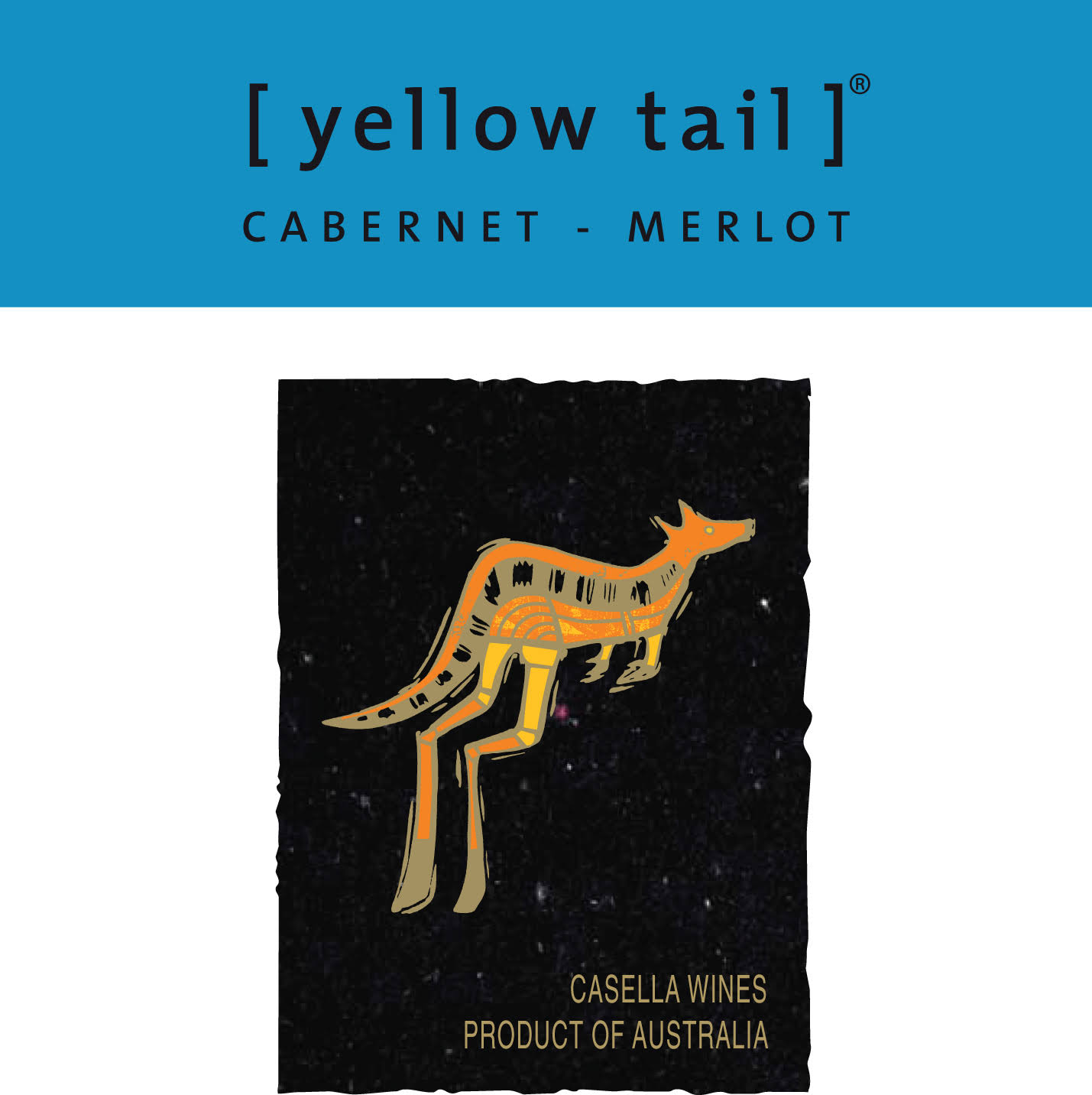 Yellow Tail Cabernet Merlot - 750ml