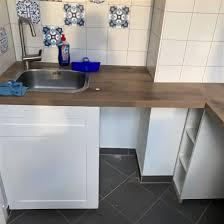 5 tlg sockelecken küchen set weiß nobilia ecken so