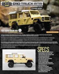 All New RC4WD Gelande II