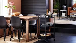 nachhaltige möbel in erdfarbtönen für dein esszimmer ikea