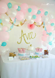 Pink And Gold Birthday Decorations Canada by Balloon Party Decorations Party Fun Pinterest Balloon Party