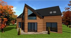 constructeur de maison ossature bois d architecte sur mesure