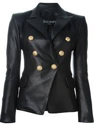 balmain women leather jackets sale online balmain women leather