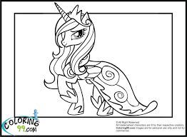 New Princess Cadence Coloring Pages 72 On Books With