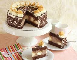 mega leckere schoko windbeutel torte rezept und