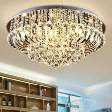 dimmable chandeliers modern design high class k9