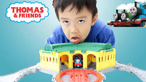 Thomas And Friends Tidmouth Sheds Trackmaster by Tidmouth Sheds Thomas Friends Play Set By Discover Junction