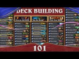 hearthstone all golden deck playing