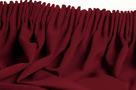 105 Inch Blackout Curtains by Red Blackout Thermal Curtain Garnet Mc330 Moondream Curtains