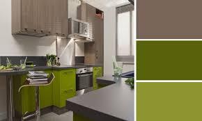 deco cuisine marron quelles couleurs se marient avec le marron foyers