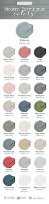 When Creating Your Humble Abode You Need The Right Farmhouse Paint Colors Take A Look At This Entire List Of Calm For Home