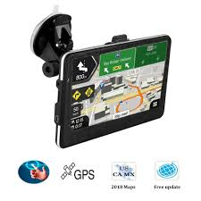 100 Truck Stereo Systems Amazoncom Updated Car GPS71 GPS Navigator With Lifetimefree