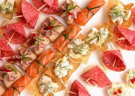 and easy canapes five easy canapes food stylying easy canapes