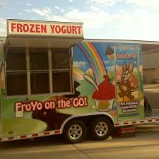 Kick's Frozen Yogurt - Phoenix Food Trucks - Roaming Hunger