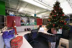 Office Cubicle Holiday Decorating Ideas by Office Decorating Ideas For Christmas Christmas Lights Card And