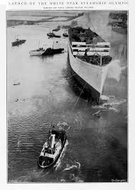 Rms Olympic Sinking U Boat by Rms Olympic Graces Guide