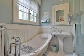 Beadboard Bathroom Ideas Image Of In A Designs Using