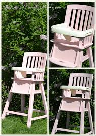 Refurbished Baby Pink High Chair With Furniture Paint | Country Chic ... Napoonrockefellercom Colctables Vintage And Painted Fniture Antique High Chair Lesleigh Frank Vintage Highchair With A Modern Bling Twist Trade Me Hello Dolly Handpainted Wood Highchair With Baby Crib Mattress Dollhouse Nursery 112 Scale Professionally Painted Wooden High Chair Jenny Lind Antique Highchair White 46999291 In Ascp Duck Egg Blue My Danish Modern Chrome Drafting Accent Ansley Designs Gold White Metamorphic