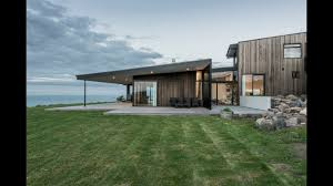 100 Mt Architects Pleasant Home Cymon Allfrey Christchurch New Zealand HD