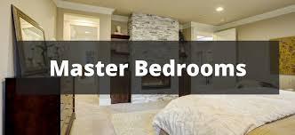 101 Custom Master Bedroom Design Ideas 2018