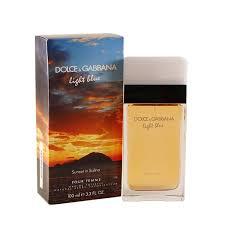Dolce & Gabbana Light Blue Sunset in Salina Women s 3 3 ounce Eau