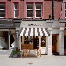 The Monocle Café: Design-focused Lunch In MaryleboneHave You Heard ... Display Makers Inc Awnings Air And Sun Tucson Awning Company Shade Sails Retractable Fniture Pulley The Icon Awning Makers Ldon Bromame Custom Commercial Residential Home Holthaus Lackner Signs Midstate Nz Window