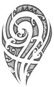 Tribal Clipart Art Design 14