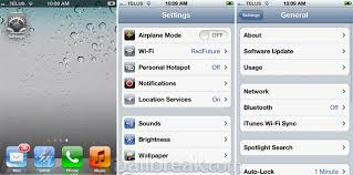 How To Update To iOS 6 iPhone 4S 4 3GS New iPad iPad 2 iPod