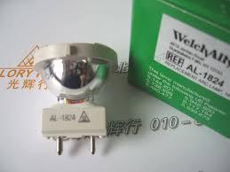 al 1824 welch allyn al1824 18w 24w solarc bulb endoscope fiber