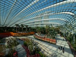 Cooled Conservatories at Gardens by the Bay Wilkinson Eyre