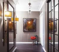 hallway lighting design foyer low ceiling home decor ideas for the