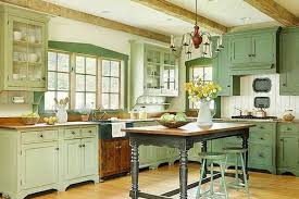 Old Farmhouse Kitchen Vintage Cabinets