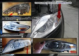 brake l bulb fault 2015 ford focus headlight removal mk4 www fordwiki co uk
