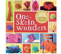 Storey Publishing One Skein Wonders