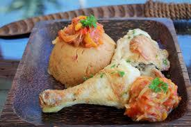 recette de cuisine beninoise recette béninoise togolaise amiwo poulet cuisine de chez nous