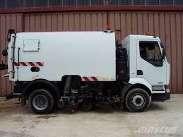 100 Used Sweeper Trucks For Sale Faun Viajet 6 RLH Sweeper Trucks Year 2005 For Sale Mascus USA