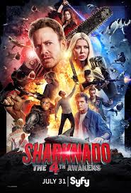 Sharknado 4 The 4th Awakens TV Movie 2016