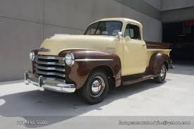 1951 Chevrolet Pickup | Pickups Panels & Vans (Original) | Pinterest ...