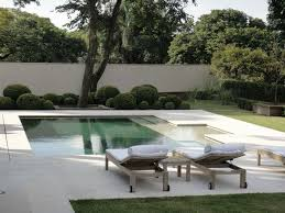 Plush Outdoor Pool Furniture Ideas Melbourne Sydney Chaise Lounge