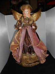 Black Angel Christmas Tree Topper Uk by 256 Best Christmas Tree Toppers Images On Pinterest Blondes