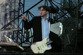 Josh Klinghoffer John Frusciante White Stratocaster Guitar Red Hot Chili Peppers