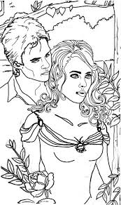 22 Best Vampire Coloring Images On Pinterest
