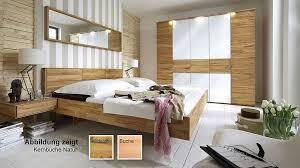 schlafzimmermöbel set 4 teilig mit schwebebett 160x200 casade mobila